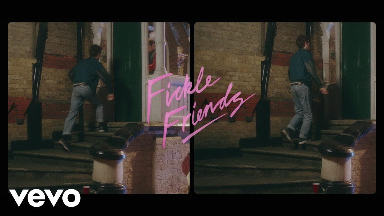"""Explore two timelines with Fickle Friends in """"Hard To Be Myself"""" video"""