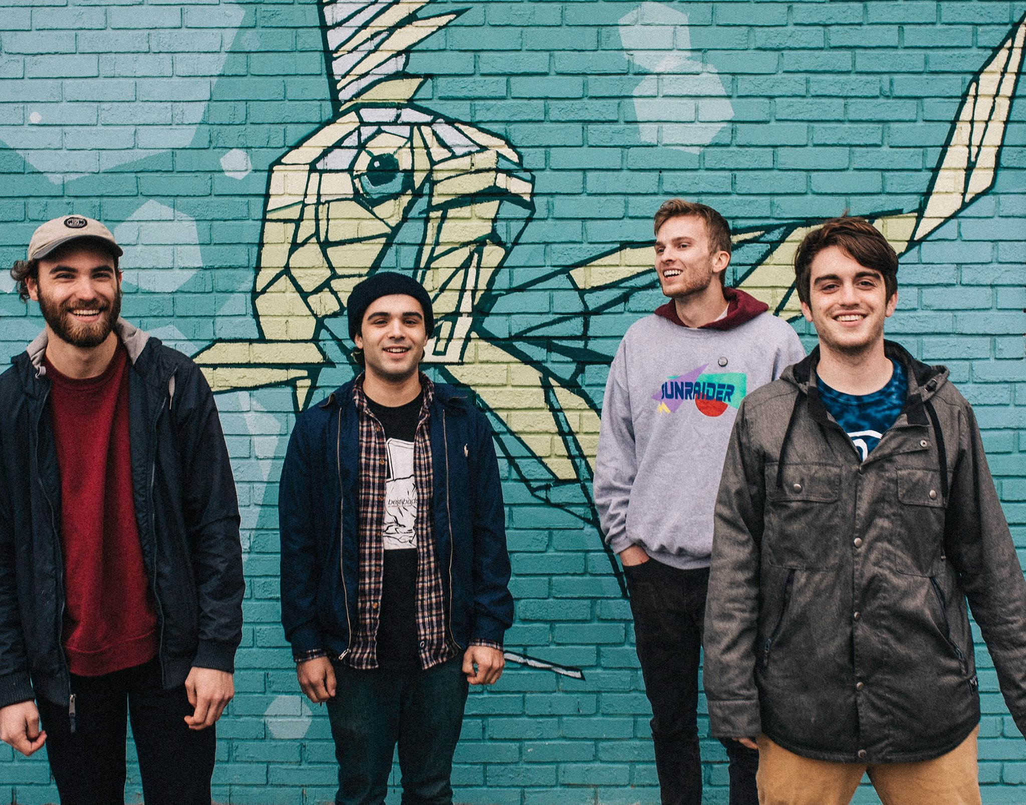PREMIERE: Save Face is ready to warm our cold bones with 'Folly: On The Rocks'