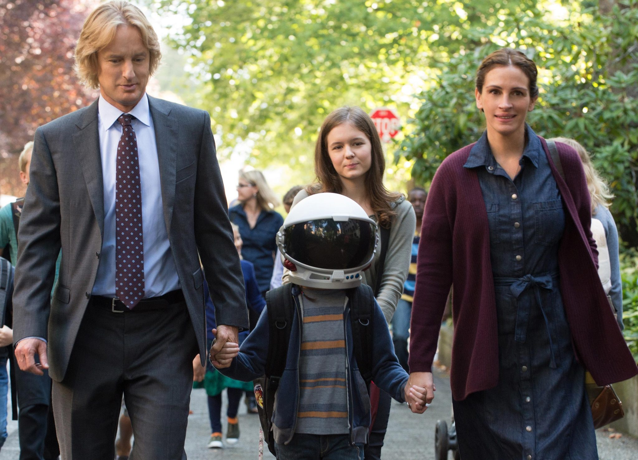 'Wonder' is a refreshing family film that plays the heartstrings like a musician