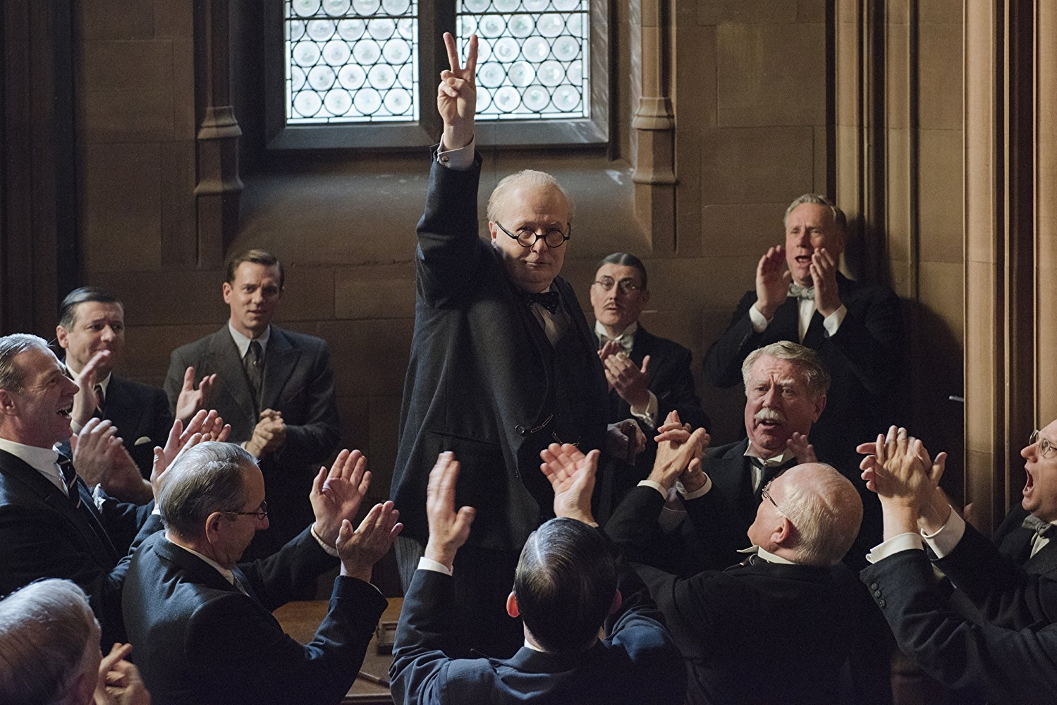 'Darkest Hour' is a carefully edited story of Winston Churchill