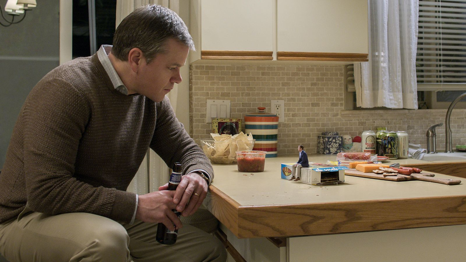 'Downsizing' miniaturizes the American dream, but not the excess