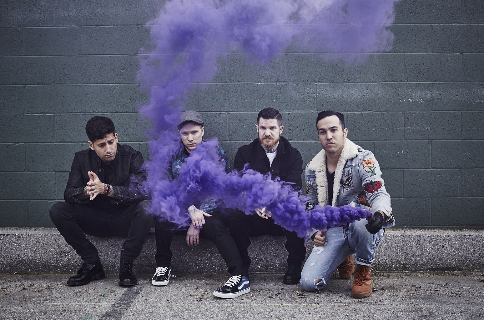Fall Out Boy announce hometown show at Chicago's own Wrigley Field