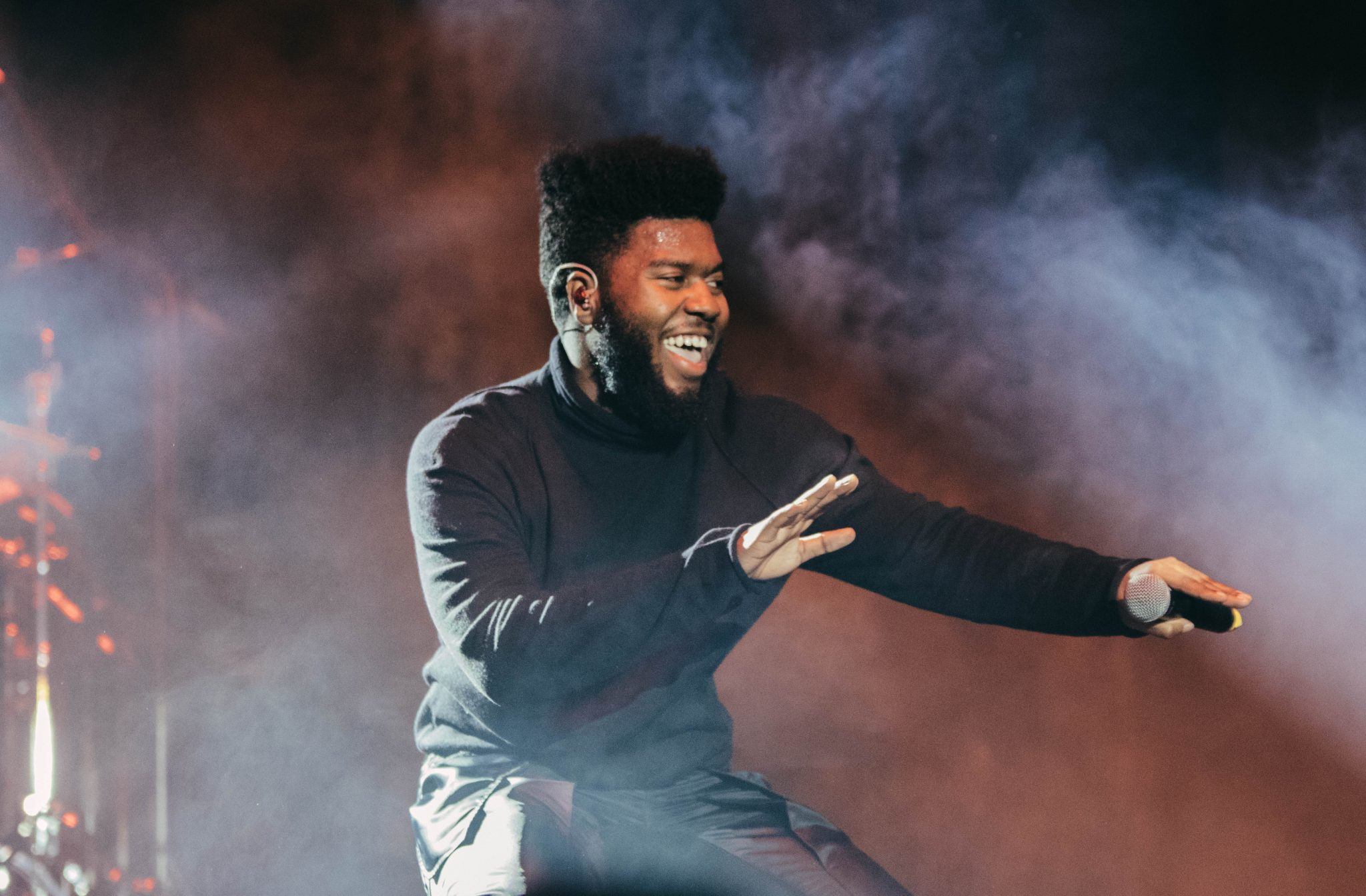 LIVE REVIEW: Khalid plays Chicago his Grammy-nominated tunes