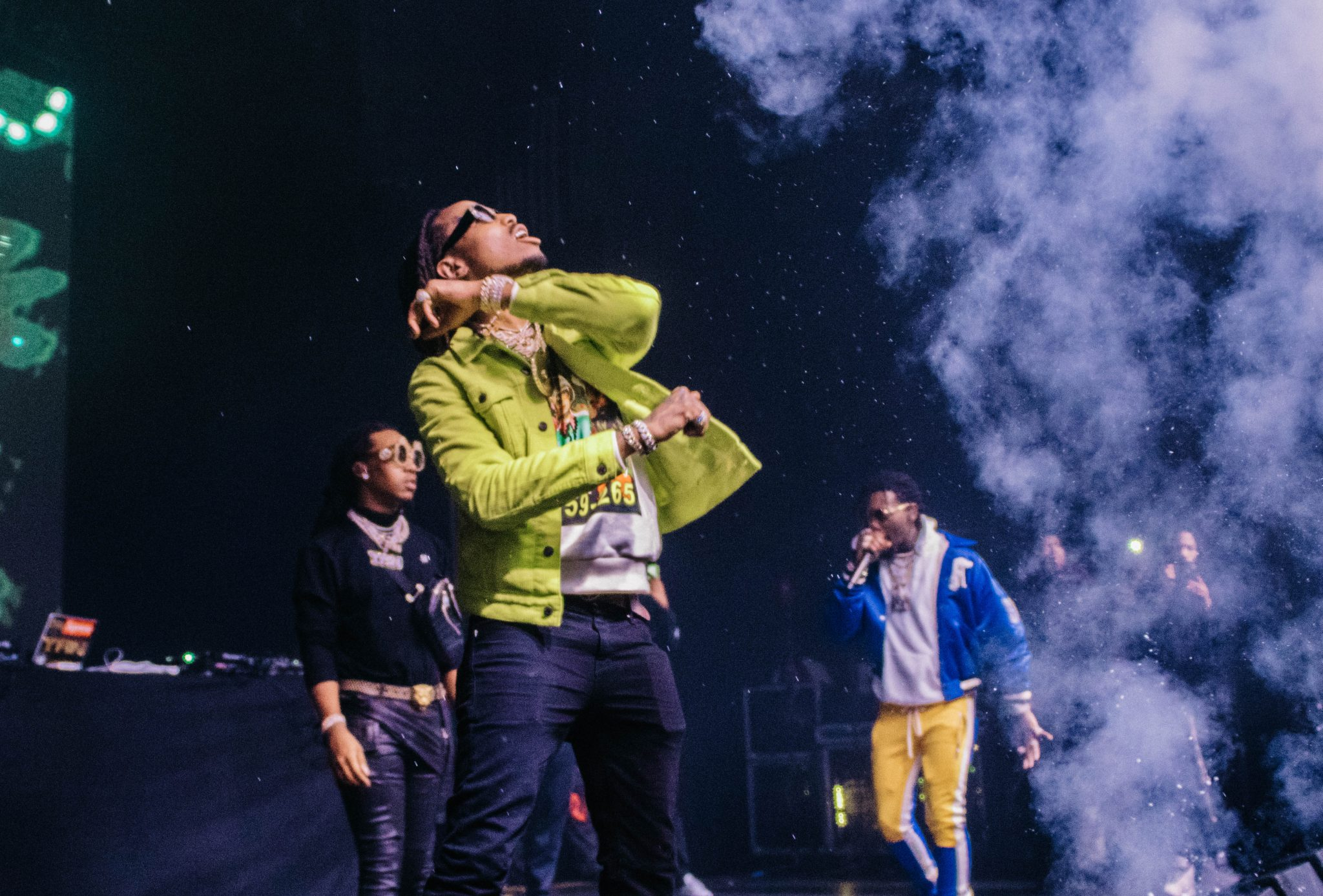 LIVE REVIEW: Chicago turned up for Migos and Lil Yachty