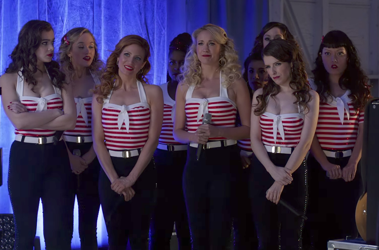 'Pitch Perfect 3' is what happens when a series holds one note for too long