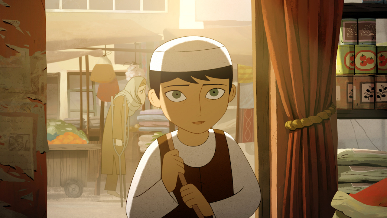 'The Breadwinner' is a gorgeously animated tale of oppression and perseverance