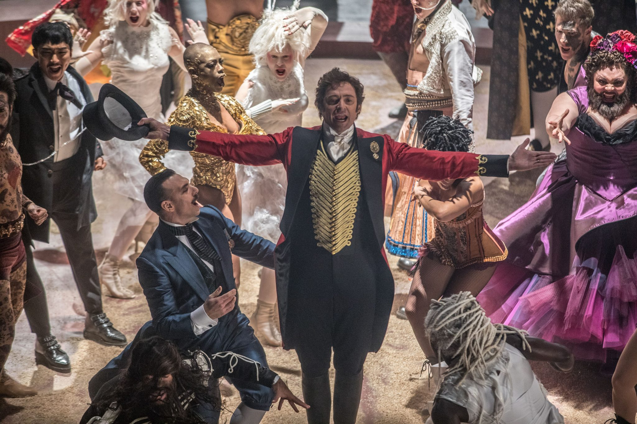 'The Greatest Showman' is a bad idea given undesired voice
