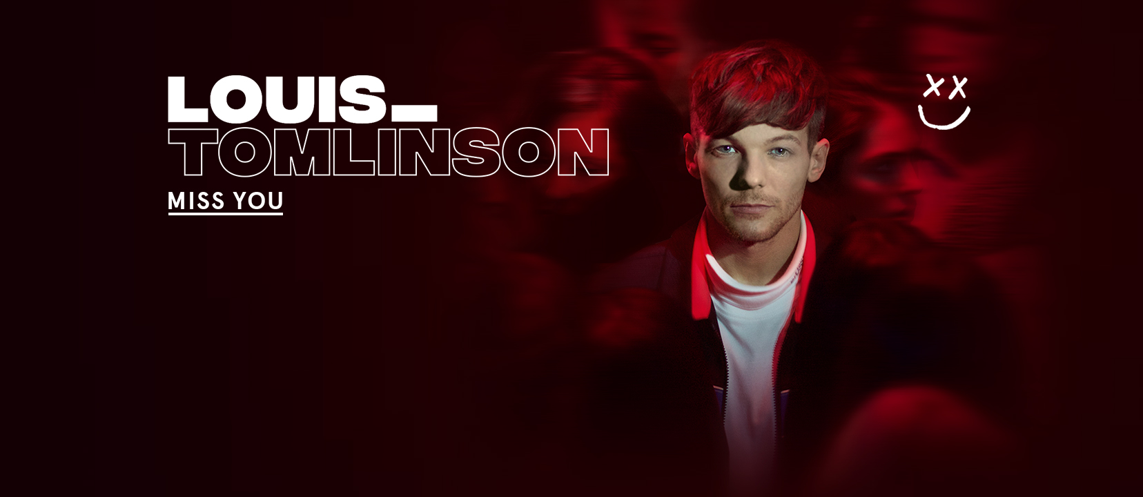 """Louis Tomlinson goes rock and roll with """"Miss You"""""""