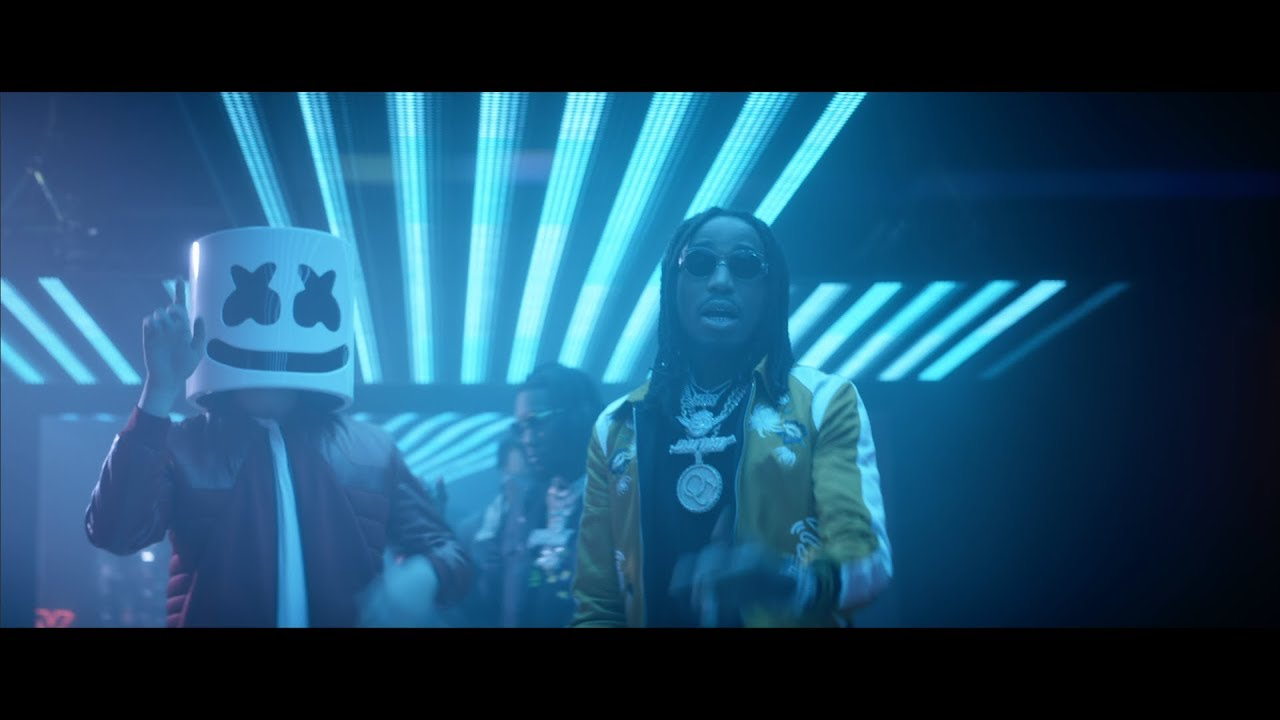 """Marshmello and Migos team up for new single and video, """"Danger"""""""