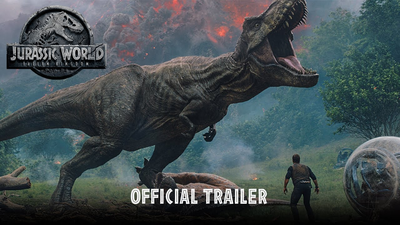Five questions we have after watching the 'Jurassic World: Fallen Kingdom' trailer