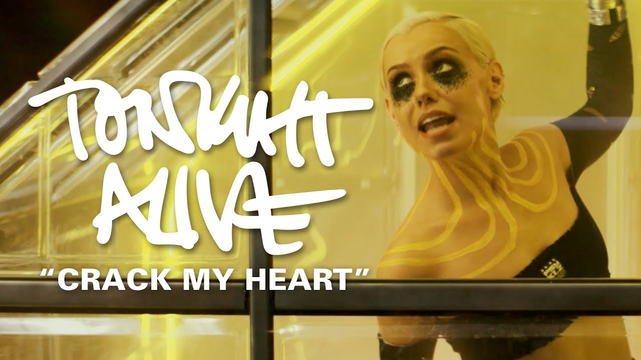 """Tonight Alive release new song """"Crack My Heart"""" + share music video"""