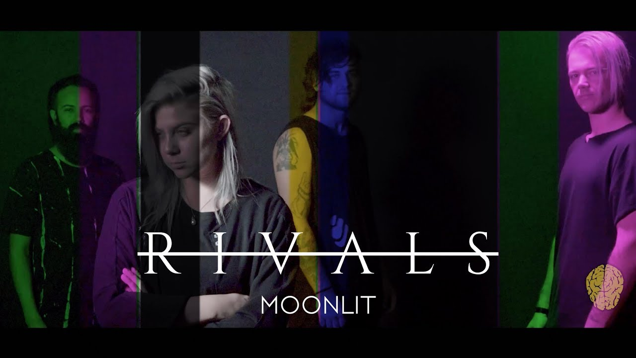 """PREMIERE: RIVALS raw power is captivating in their """"Moonlit"""" video"""