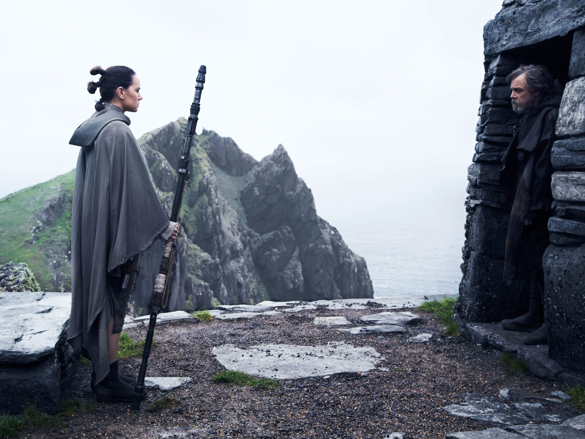 'Star Wars: The Last Jedi' is about maintaining hope in the darkest times