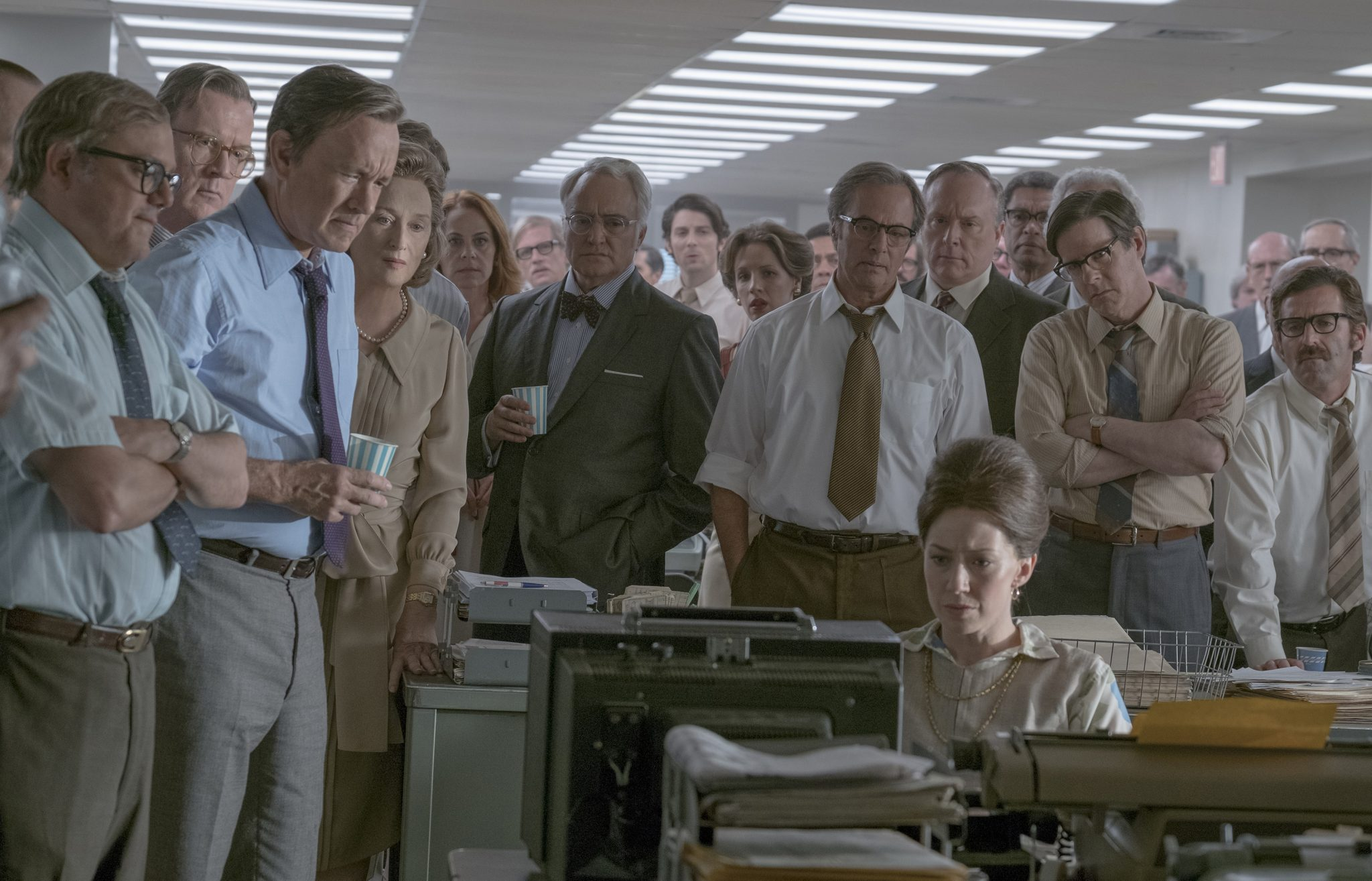 'The Post' is a slighted attempt at recalling a triumph