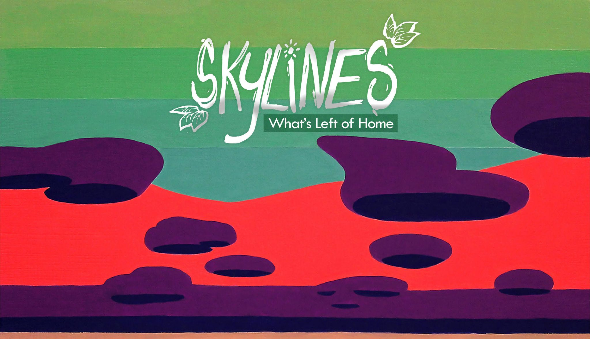 PREMIERE: Skylines showcase growth and maturity on 'What's Left Of Home'