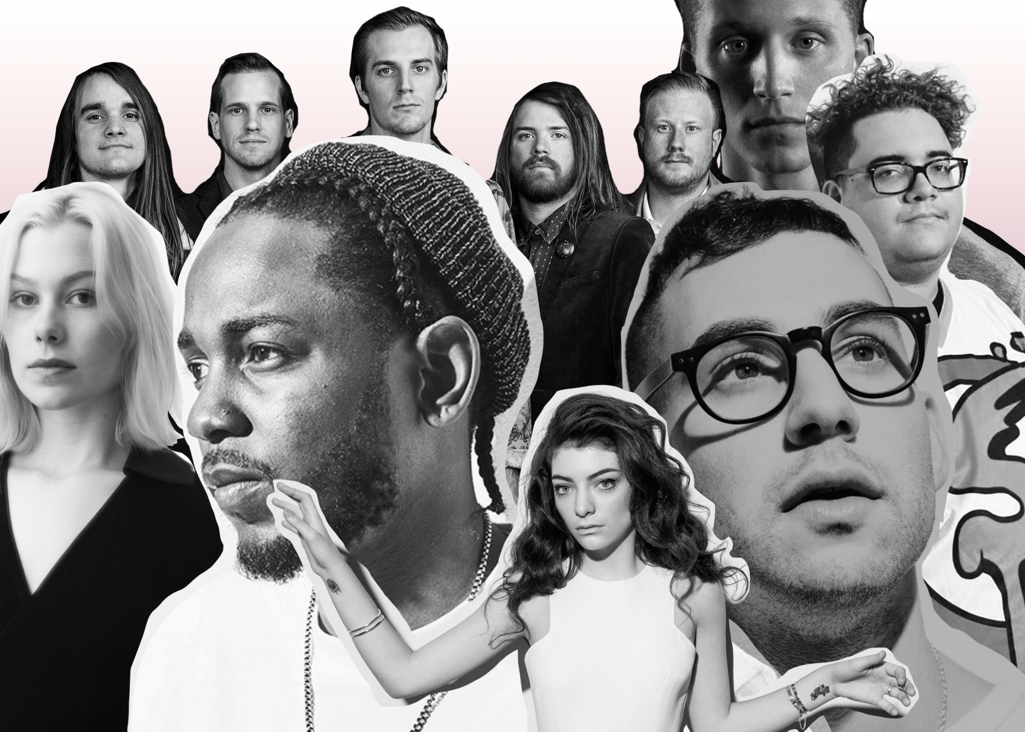 YEAR IN REVIEW: Logan White's favorite albums of 2017