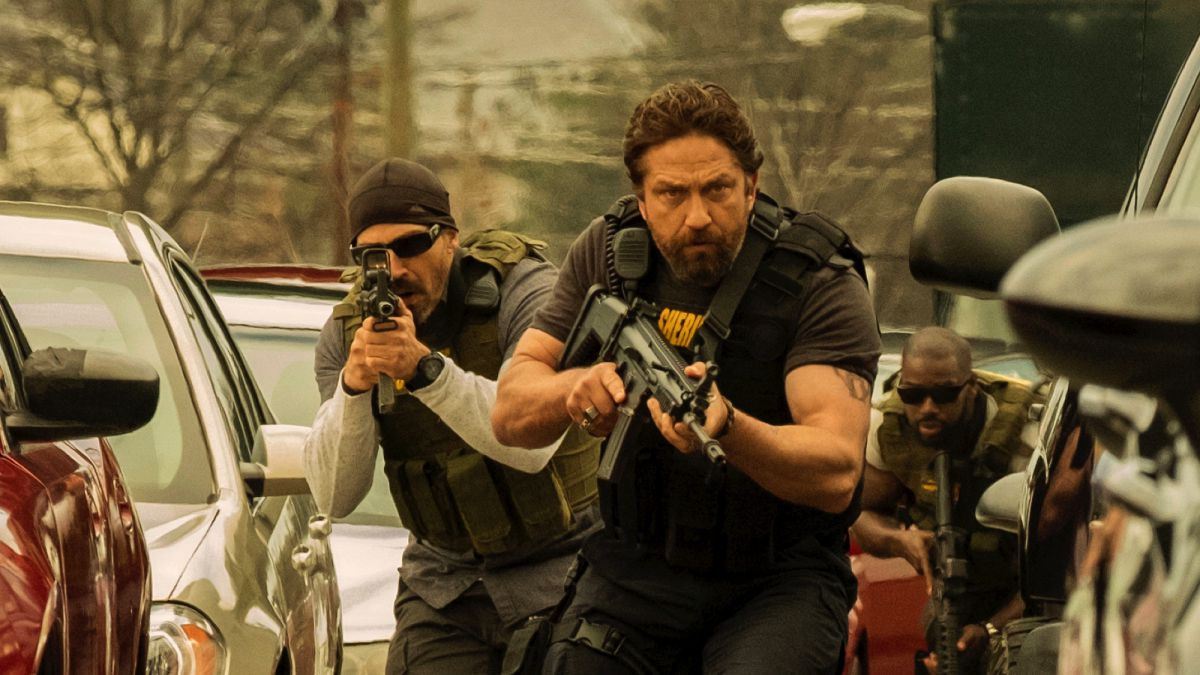 'Den of Thieves' doesn't retool or do much of anything with the heist movie