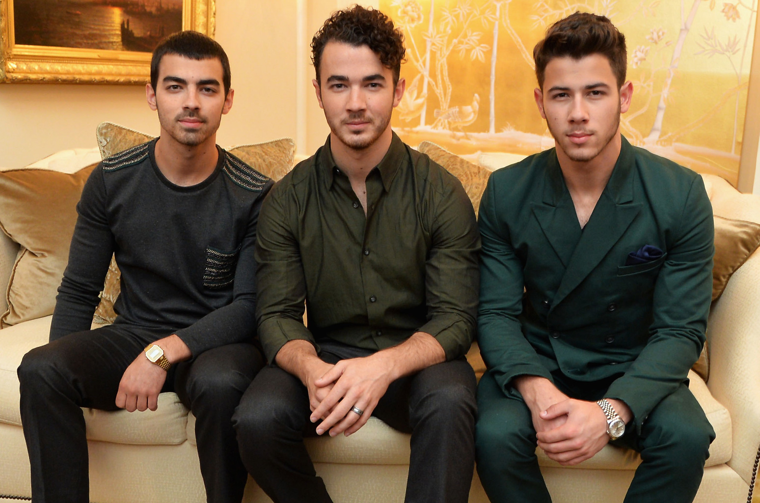 Are the Jonas Brothers about to reunite? Let's investigate.