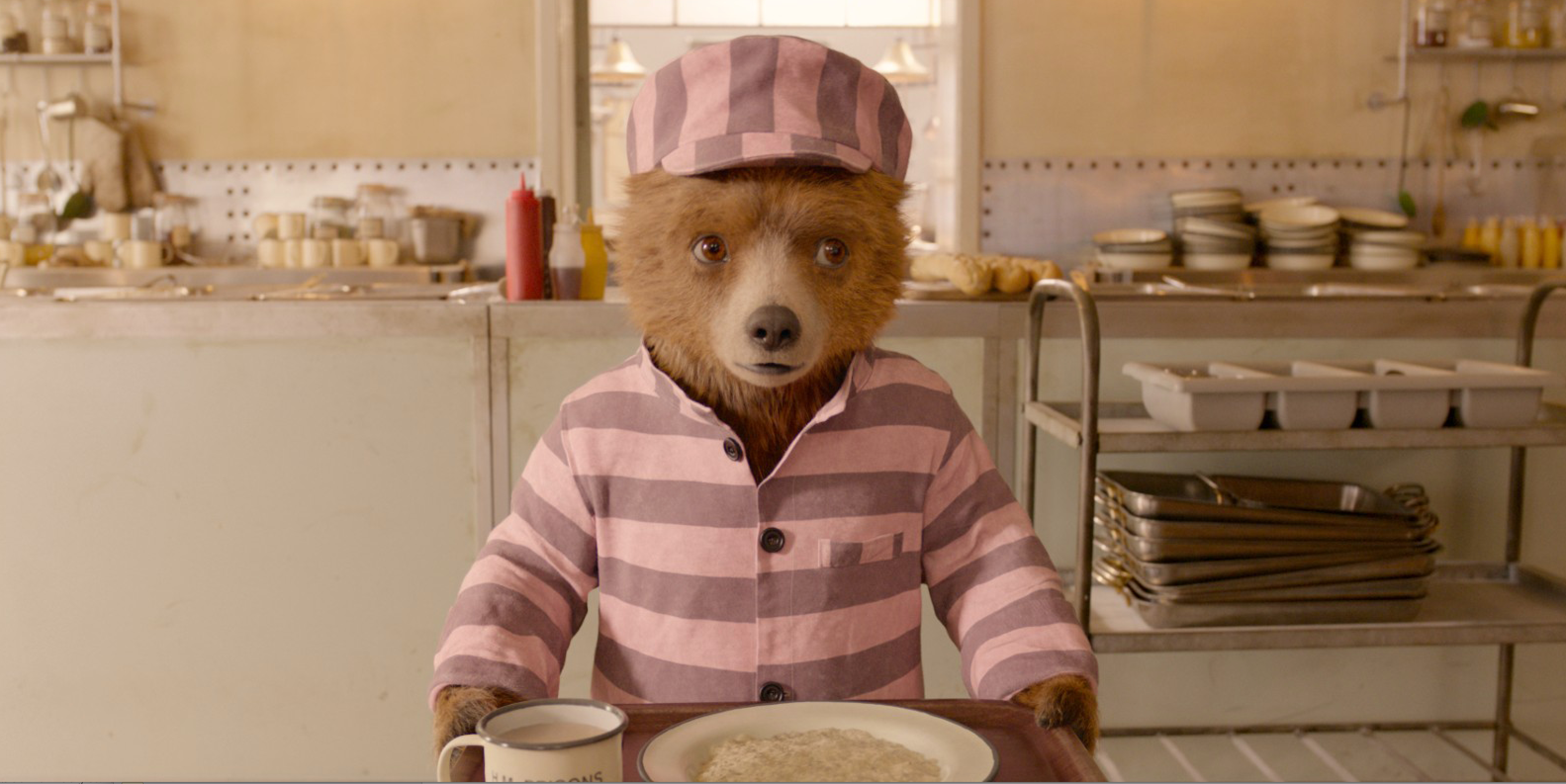 'Paddington 2' is a delightful sequel that improves on style and substance
