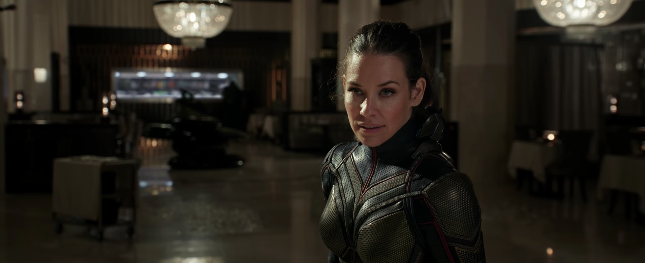 Everyone's on the run in first trailer for 'Ant-Man and the Wasp'