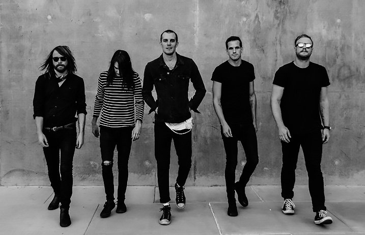 "The Maine will ""Fry Your Brain"" with spring headlining tour"