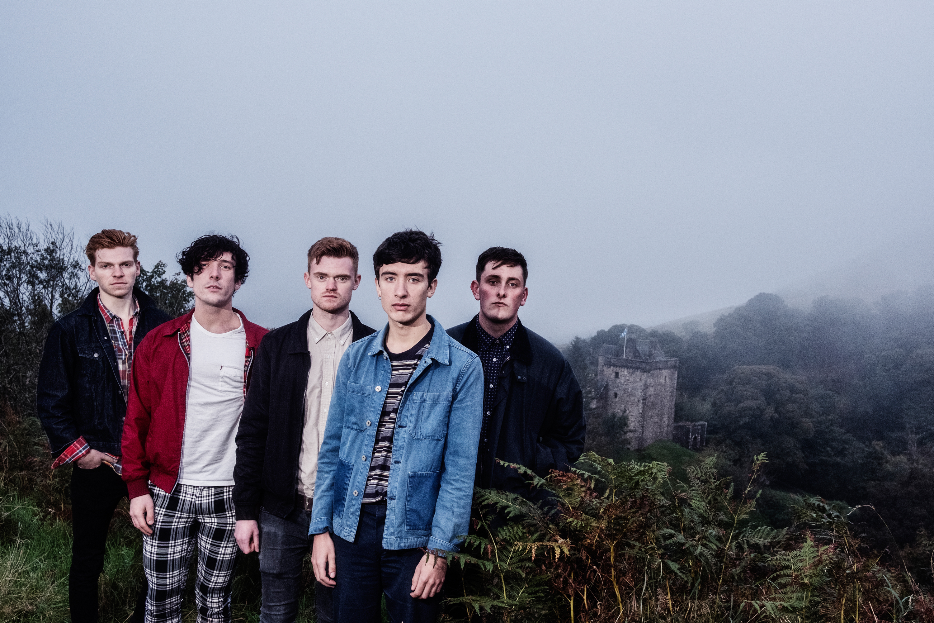 """PREMIERE: Dancing On Tables are pining for the past with """"Missing"""""""