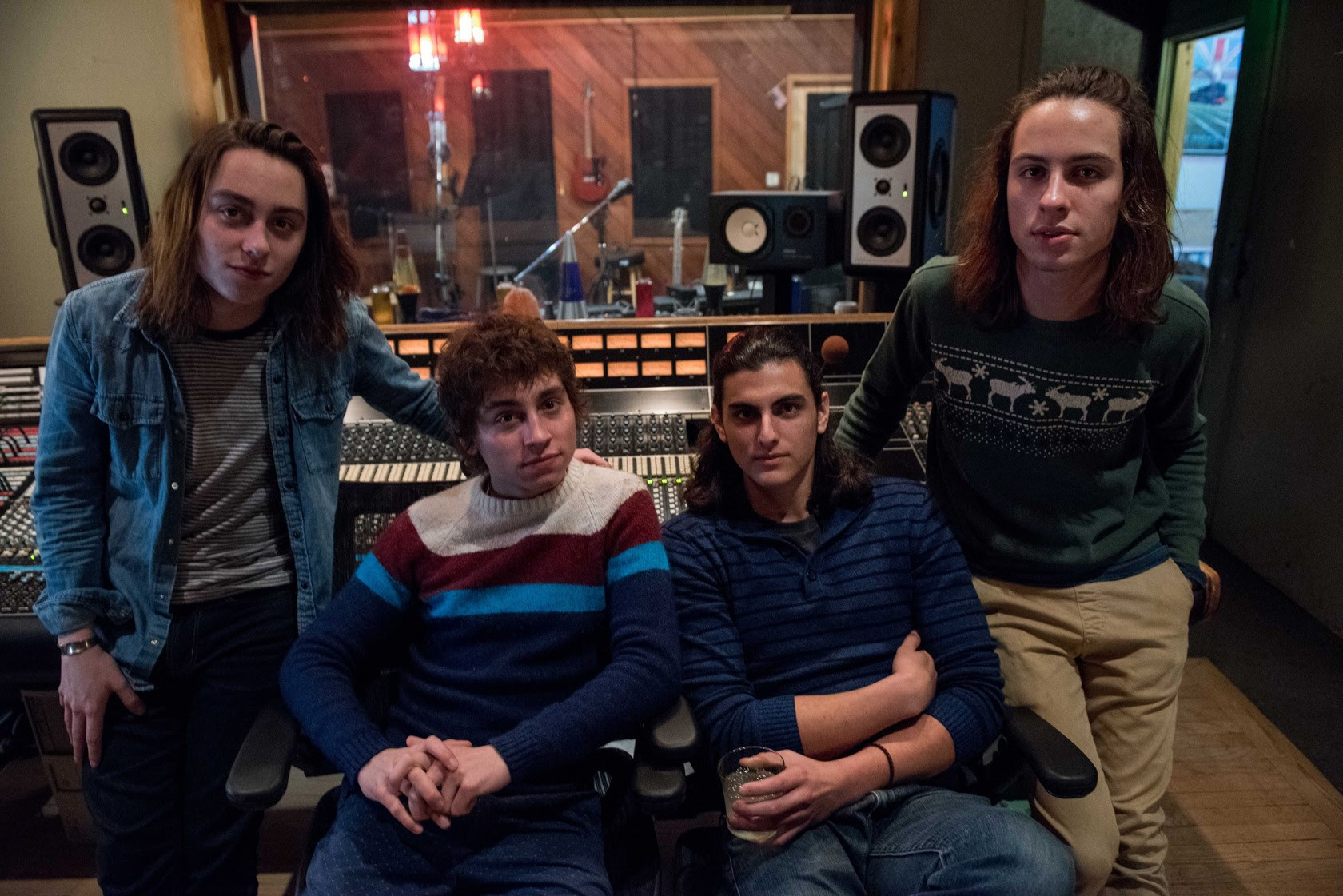 Greta Van Fleet announce plans for 2019 headlining world tour