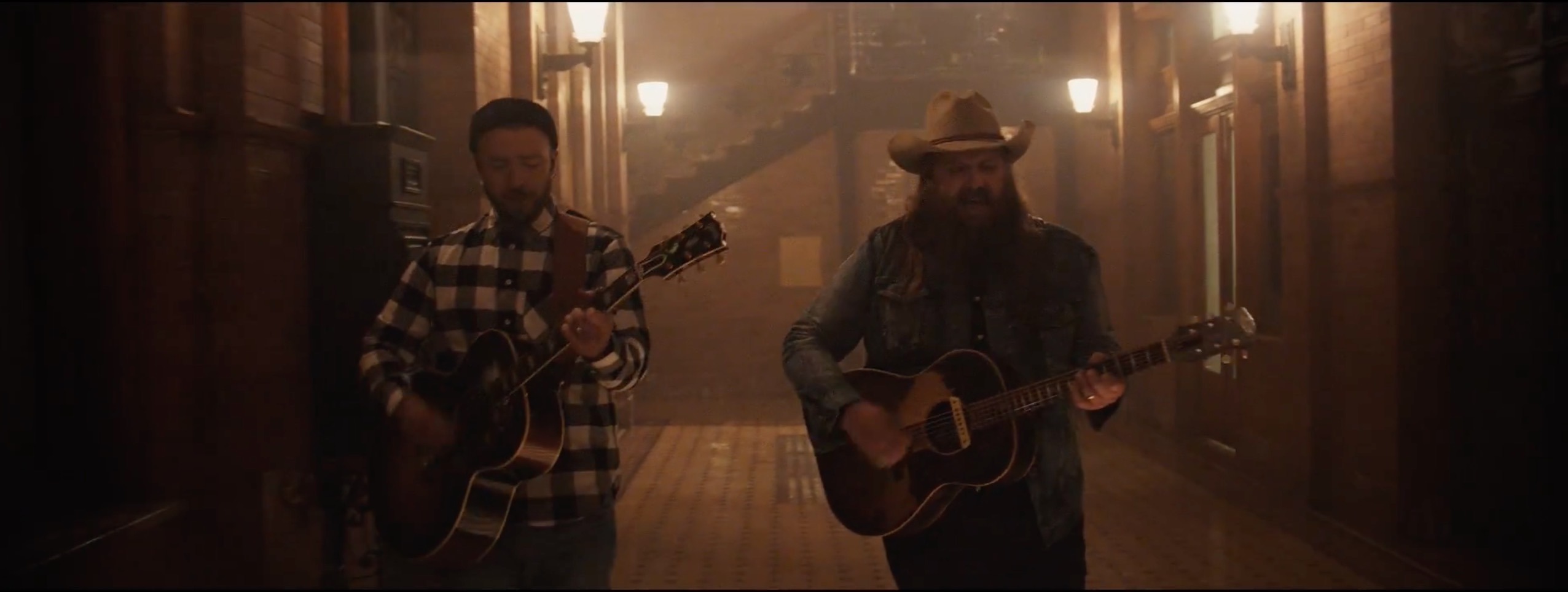 "Justin Timberlake teams up with Chris Stapleton on ""Say Something"""