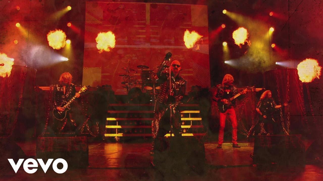 Judas Priest release new music video + announce massive tour
