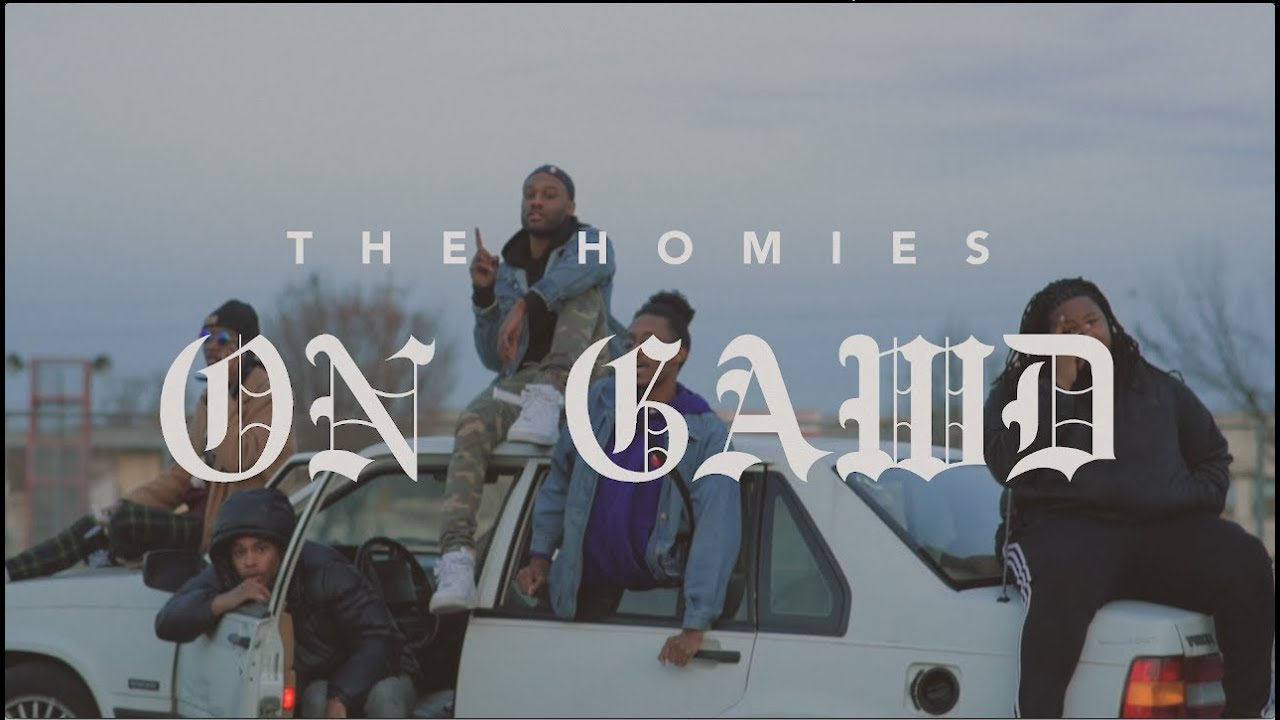 "The Homies create a vibe like no other with ""On Gawd"""