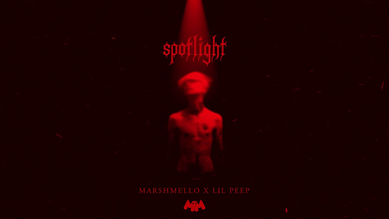 "Marshmello shares posthumous Lil Peep collaboration, ""Spotlight"""