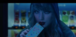 Taylor Swift endgame video