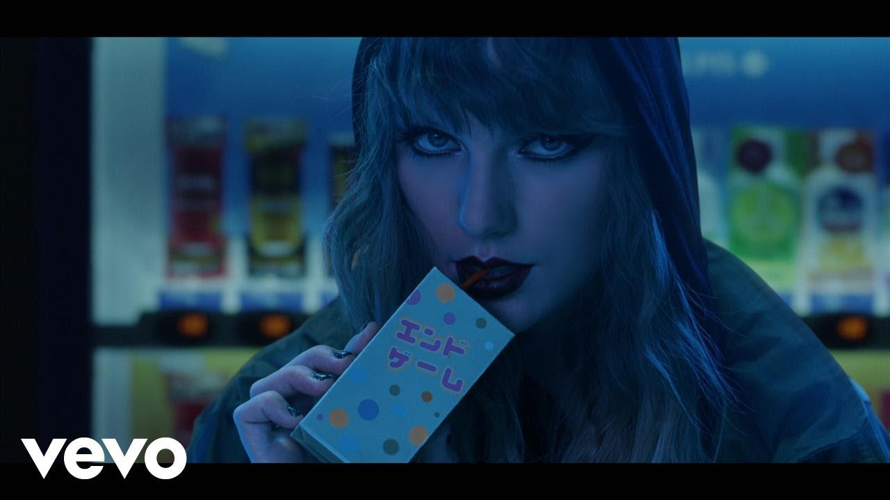 """Taylor Swift parties worldwide with Future and Ed Sheeran in new """"Endgame"""" video"""