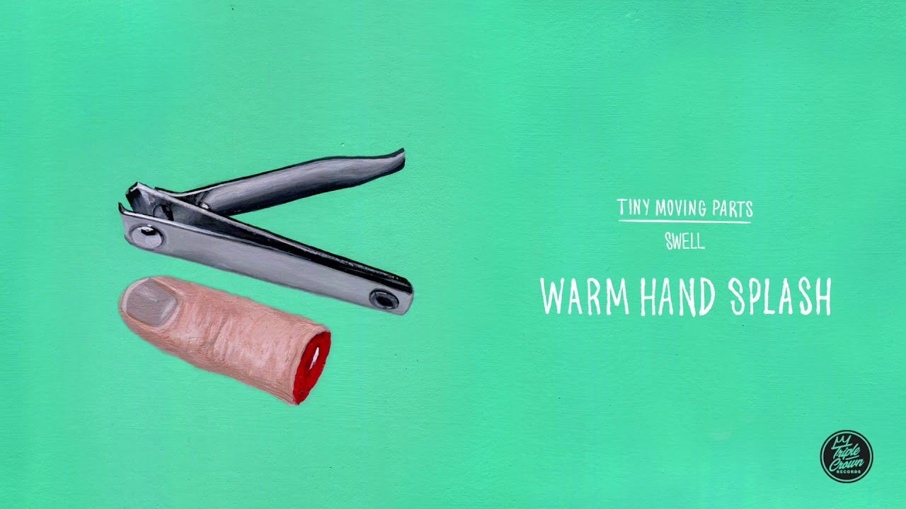 """Tiny Moving Parts release throwback sounding new track """"Warm Hand Splash"""""""