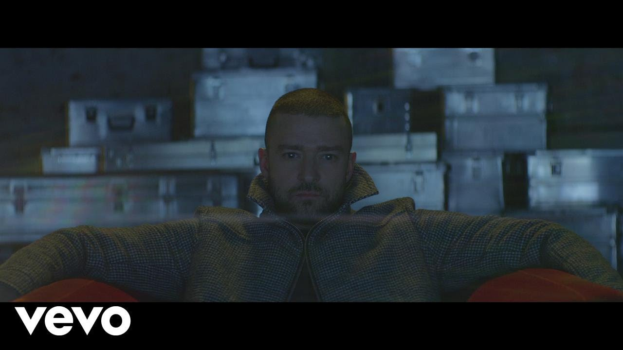 "Justin Timberlake goes into dystopian future for new ""Supplies"" music video"