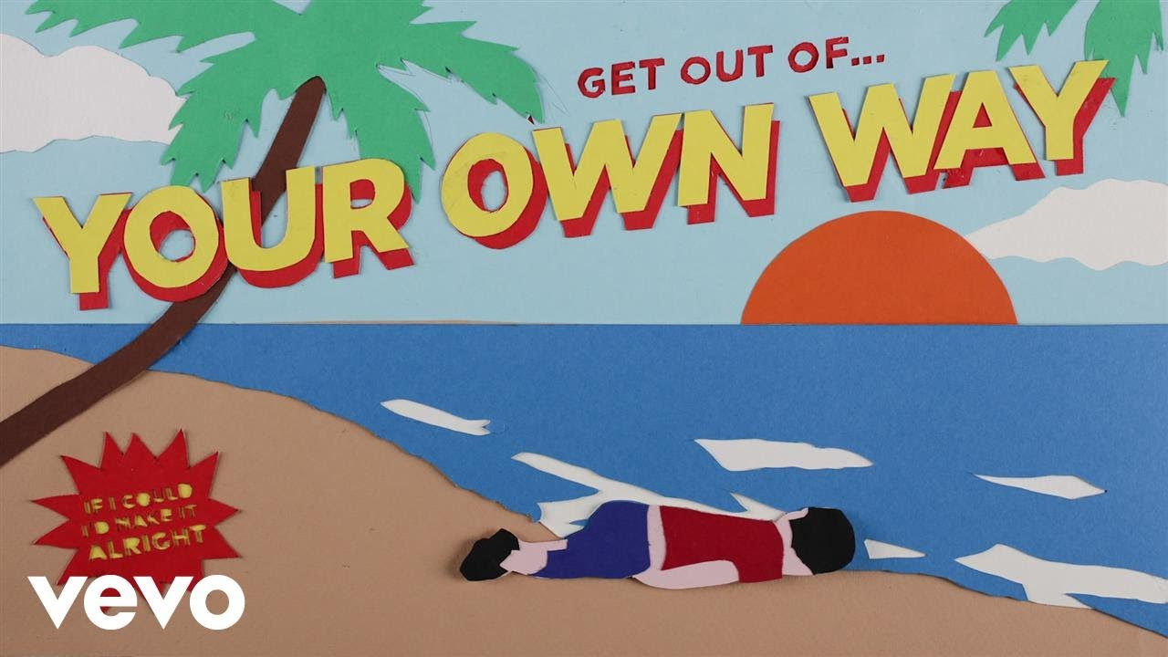 """U2 gets political in new music video for """"Get Out of Your Own Way"""""""