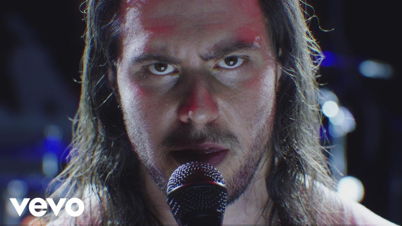 """Andrew W.K. releases video for new song """"Ever Again"""""""