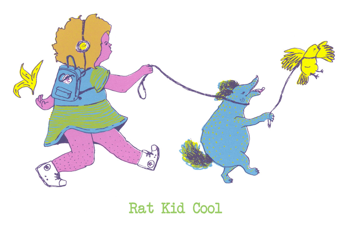 PREMIERE: Rat Kid Cool get neurotically self-aware on 'Year of the Rat'