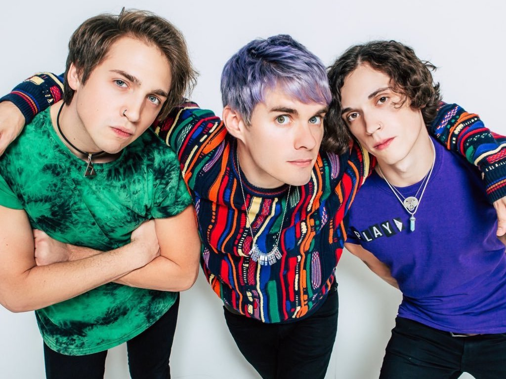 Waterparks set to bring 'Entertainment' tour to North America this fall