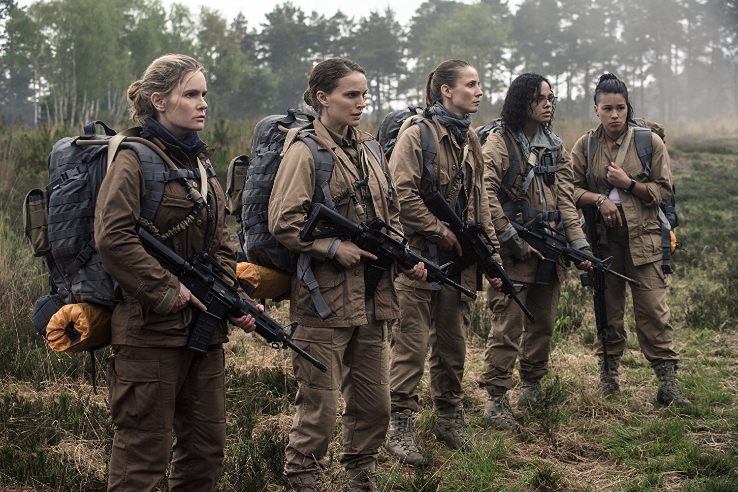 'Annihilation' is a captivating Sci-Fi story that will leave you breathless