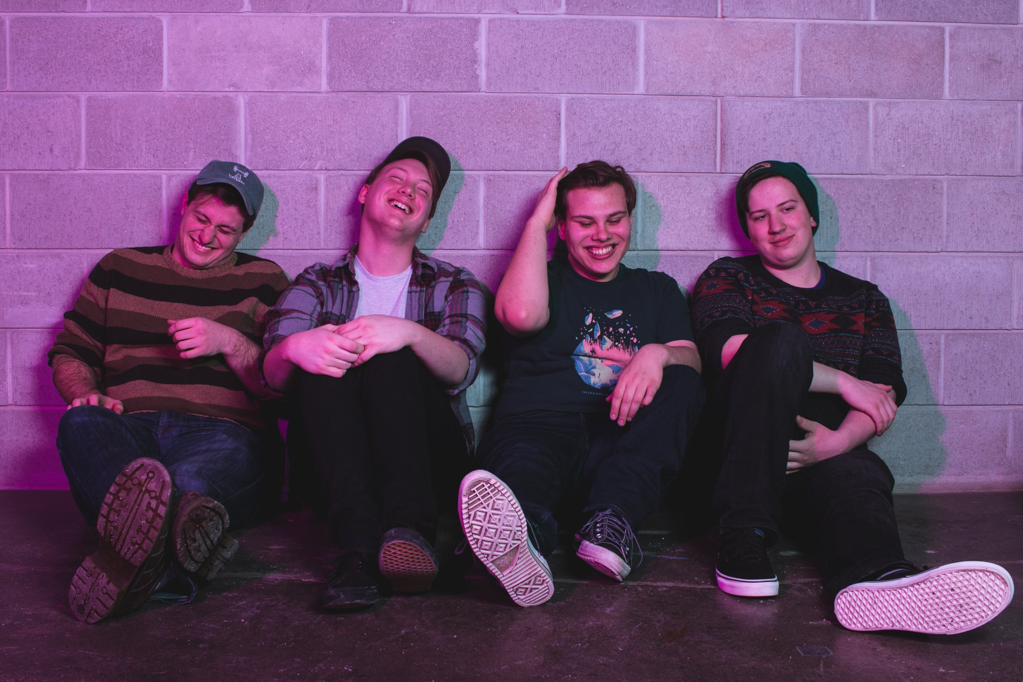 """PREMIERE: Barely Civil perfect Midwestern emo on """"You With A Cape, Me With A Baseball Bat"""""""
