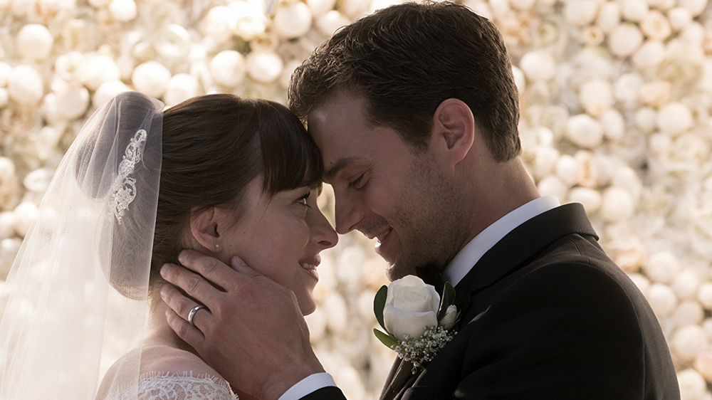 'Fifty Shades Freed' left the handcuffs loose