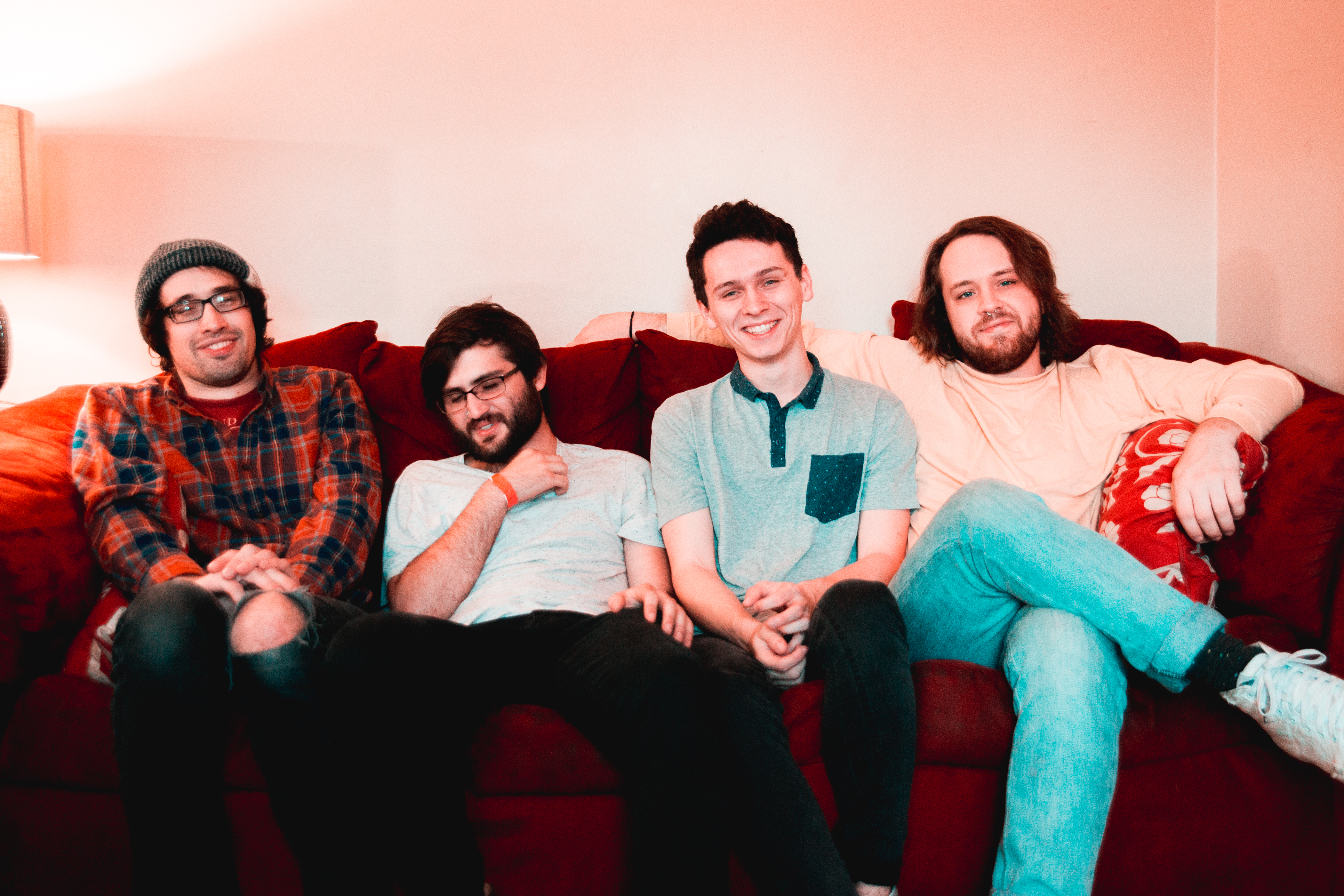 """PREMIERE: Hot Mulligan are moving on with """"The Soundtrack to Missing A Slam Dunk"""""""