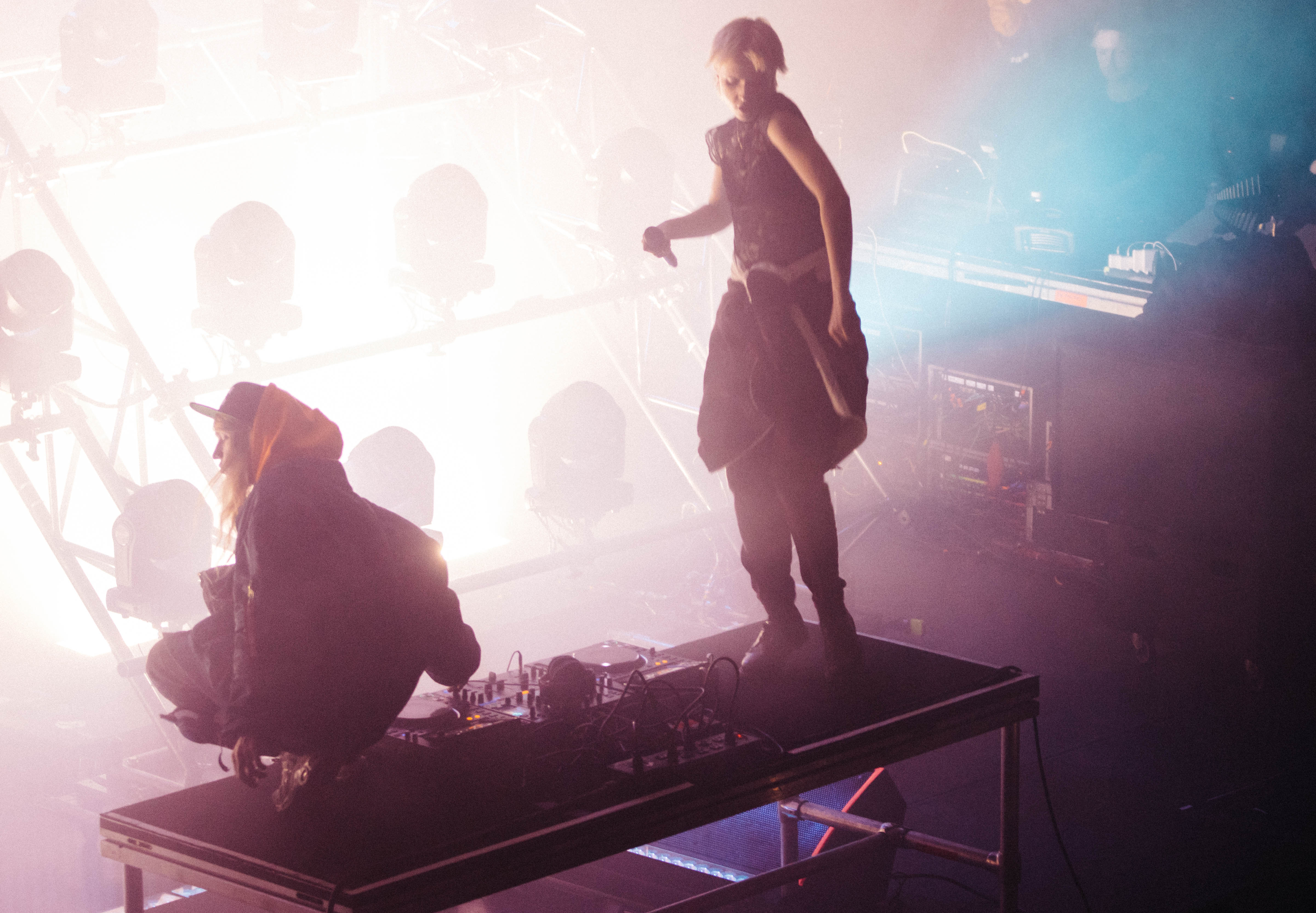 LIVE REVIEW: MØ and Cashmere Cat light up The Vic