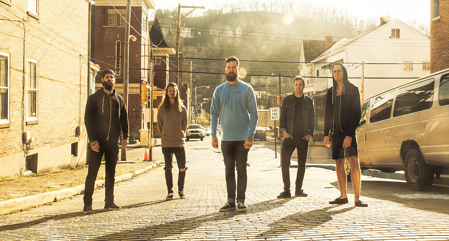 "Buddy Nielsen on Senses Fail's new LP: ""I wanted to write a career-defining record"""