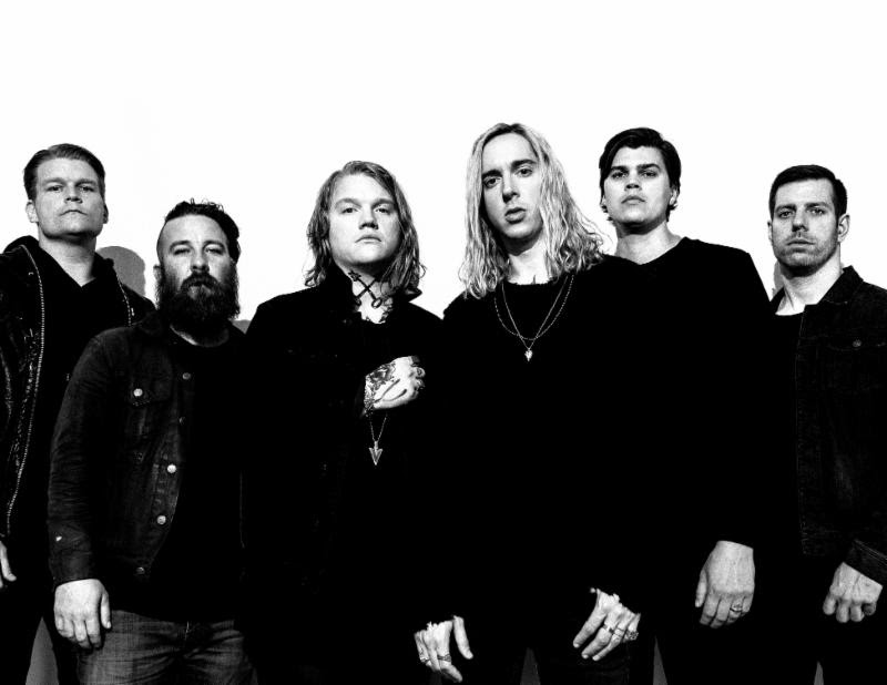 "Underoath return with the relentless ""On My Teeth"", announce 'Erase Me,' their first album in six years"