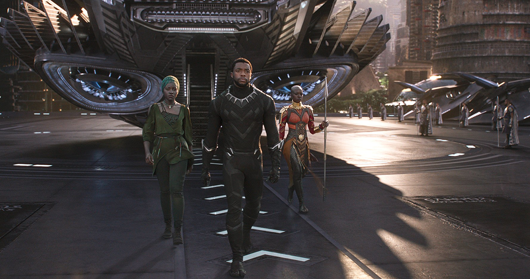 'Black Panther' lives up to the hype in an exhilarating and thoughtful debut
