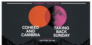 coheed and Cambria taking back sunday