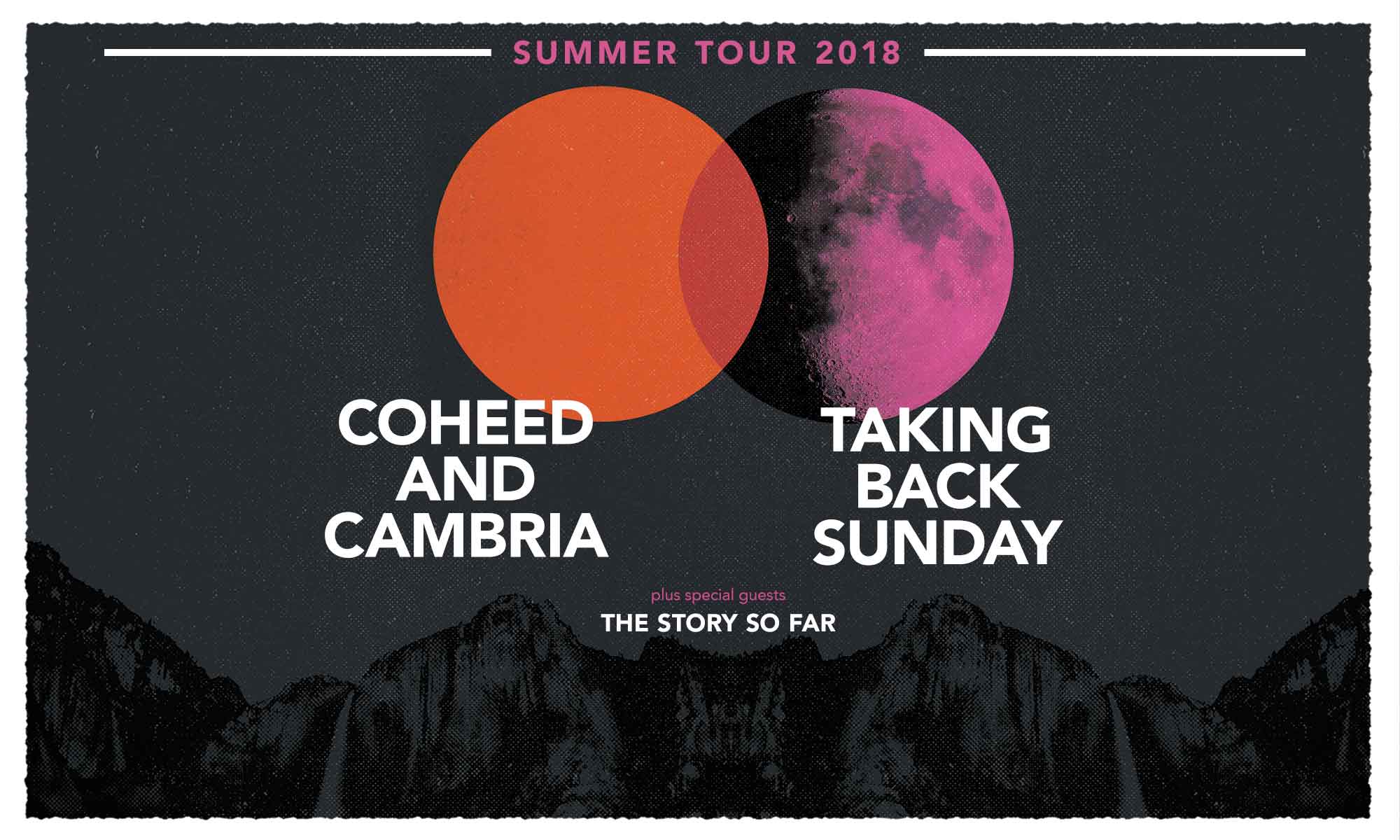 LIVE: Taking Back Sunday, Coheed and Cambria, The Story So Far highlight what summer is all about