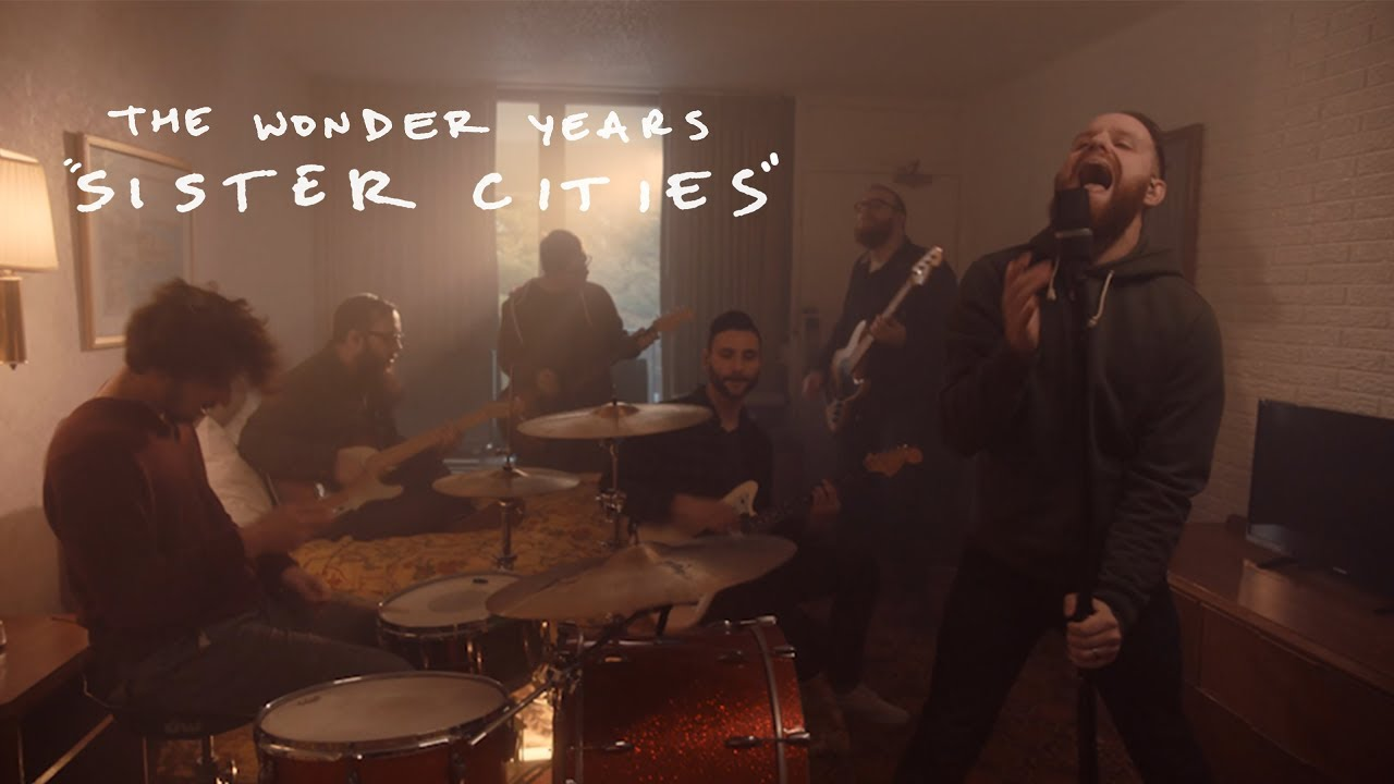 The Wonder Years welcome us to 'Sister Cities' with a titular music video